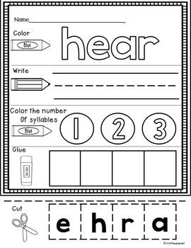 Journeys First Grade Unit 2 Vocab Fun- Bundle