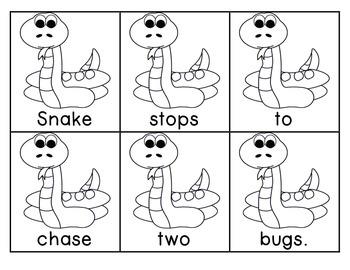 The Big Race Scrambled Sentences Journeys First Grade Unit 3 Lesson 14
