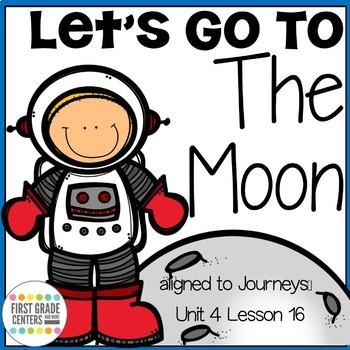 Journeys First Grade Unit 4 Bundle
