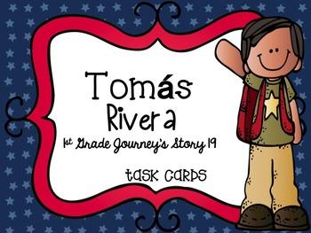 Journey's First Grade Unit 4 Bundle (5 Stories) Task Cards