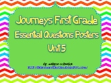 Journeys First Grade Unit 5 Essential Questions