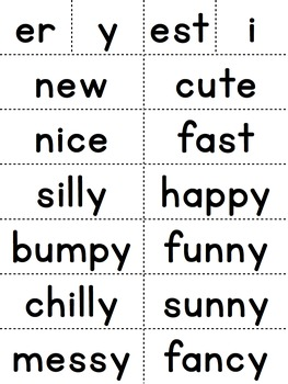 Journeys First Grade Unit 6 Lessons 26-30 Making Words