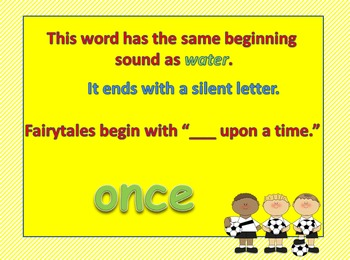 Journeys First Grade Unit 6 Words to Know PowerPoints