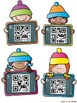 Journeys First Grade Vocabulary Supplements with QR Codes, Book 3 DIFFERENTIATED