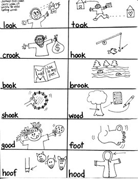 Journeys First Grade: Whistle For Willie/ Unit 5-Lesson 23/Spelling words /oo/
