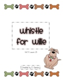 Journeys First Grade Whistle for Willie Unit