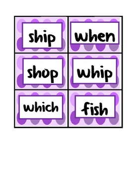 Journeys First Grade - Word Cards (Unit 3 & 4)