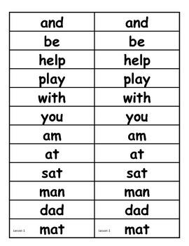 Journeys First Grade Word List