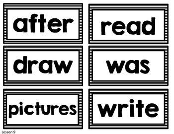 Journeys First Grade Word Wall