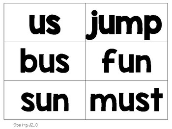 Journeys First Grade Words to Know and Spelling Word Wall Cards U2L10