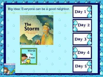 Journeys First Grade smartboard Unit 1 Lesson 2
