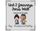Journeys Focus Wall Second Grade Unit 2