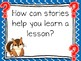 Journeys: Focus Wall - Unit 2 Lesson 9 – How Chipmunk Got His Stripes