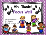 Journeys: Focus Wall - Unit 3 Lesson 12 - Ah, Music!
