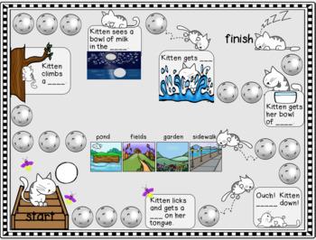 Journeys For Kindergarten Kitten's First Full Moon Unit 6 Lesson 26