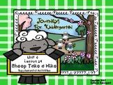 Journeys For Kindergarten Sheep Take a Hike Unit 4 Lesson 19