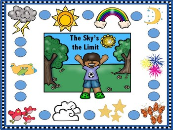 Journeys For Kindergarten What a Beautiful Sky! Unit 3 Lesson 15