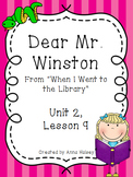 Fourth Grade: Dear Mr. Winston (Journeys Supplement)