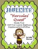 "Journeys Fourth Grade:  ""Hercules' Quest"""