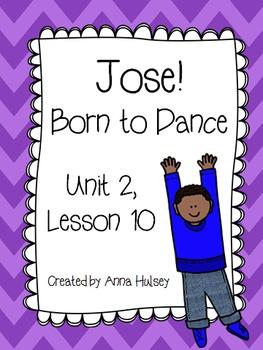 Fourth Grade: Jose! Born to Dance (Journeys Supplement)