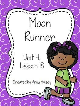 Fourth Grade: Moon Runner (Journeys Supplement)