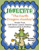 "Journeys Fourth Grade:  ""The Earth Dragon Awakes"""