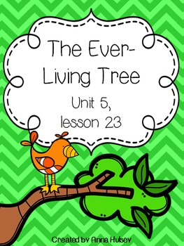 Fourth Grade: The Ever-Living Tree (Journeys Supplement)