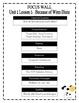 Journeys 4th Grade Unit 1 Supplemental Bundle (2012 Common