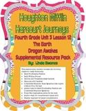 Journeys Fourth Grade Unit 3 Lesson 12 - The Earth Dragon Awakes