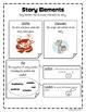 Journeys 4th Grade Unit 6 Supplemental Bundle (2012 Common Core Aligned Version)