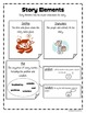 Journeys 4th Grade Unit 6 Supplemental Bundle (2012 Common Core Aligned Version)