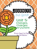 Journeys From Seed to Plant Grade 2 {Editable}