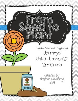 Journeys: From Seed to Plant (Unit 5, Lesson 25)