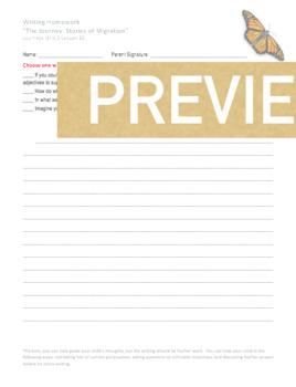 Journeys GR 3 Unit 5 Bundle - Rigorous Writing Prompts