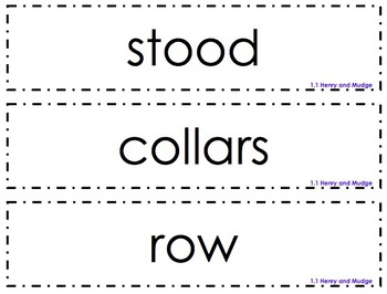 Journeys Gr. 2 Vocabulary Cards