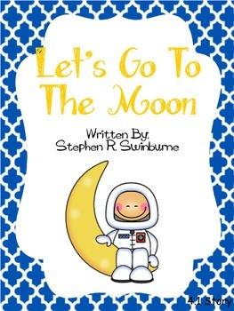 Journeys Grade 1 Lesson 16 Let's Go To The Moon Poster Pack