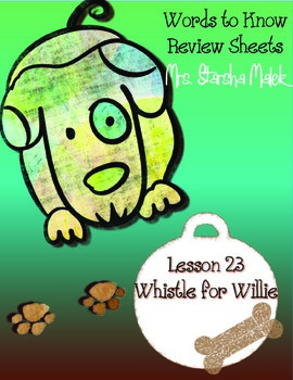 Journeys First Grade Lesson 23