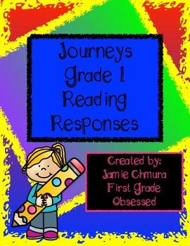 Journeys First Grade Reading Responses