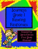 Journeys First Grade Reading Responses