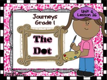 Journeys Grade 1 The Dot Unit 6 Lesson 26