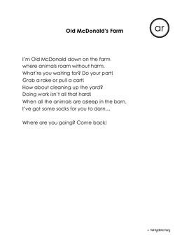 Journeys Grade 1 Unit 5 Supplemental Poems