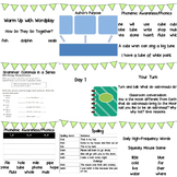 Journeys First Grade Weekly PowerPoint Bundle