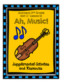 Journeys Grade 2 Ah, Music!
