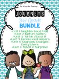Journeys Grade 2 BUNDLE {Editable}