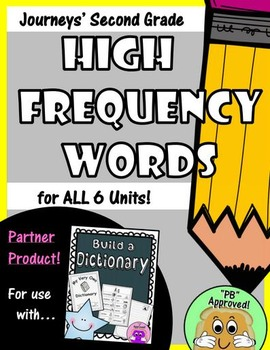 Journeys' Grade 2- High Frequency Words