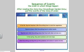 Journeys Grade 2 How Groundhog's Garden Grew Unit 5. 25