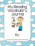 Journeys Grade 2 Interactive Vocabulary Notebook-Lesson 1