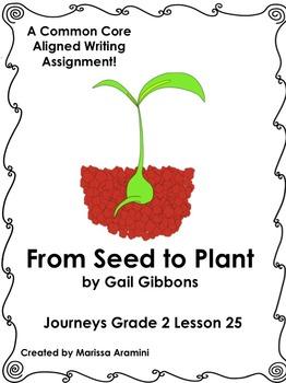 Journeys Grade 2-Unit 5-Lessons 21-25 Writing Bundle