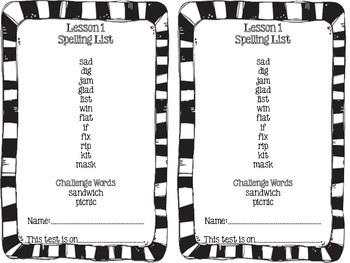 Journeys Grade 2 Spelling Lists