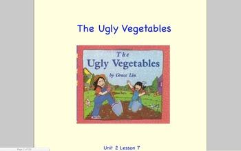 Journeys Grade 2 The Ugly Vegetables Unit 2.7